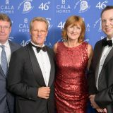 Around £20,000 was raised at the Cala Homes Aberdeen Rugby Dinner in aid of The Bill McLaren Foundation.